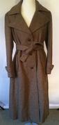 Vintage Larry Levine Wool Coat