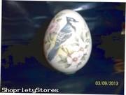 "3"" Decorated Stone Egg"