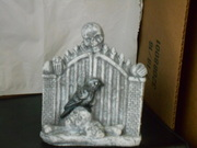 Skeleton  guarding the Gate.
