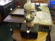 Carnival head
