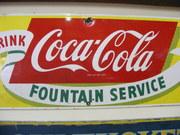 Coca Cola Sign!