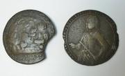 Admiral Vernon, Portobello Medals, 1739