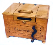 German Clariophon Organette