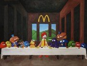 """The Last """"Happy Meal"""" Supper"""