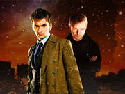 The Master and his Doctor. Because who doesn't love all that Time lord angst!sex