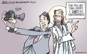 Jesus for Perry