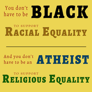 Race, Religioin Equality