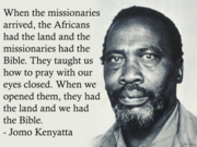 Africans and the bible