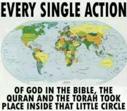 Abrahamic Religions are ignorant of the world