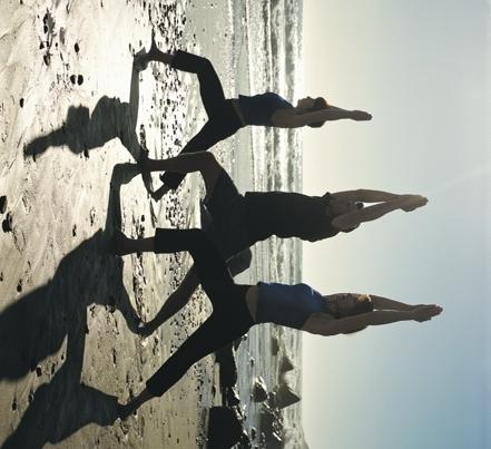 Together-- Be Centered
