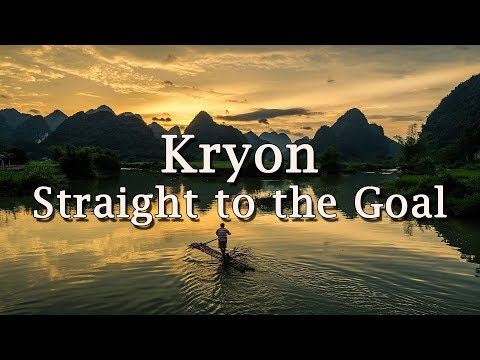 """Kryon - """"Straight to the Goal"""" - 2019"""