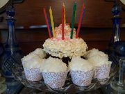 Couture Cupcake Wrappers - Perfect for Birthdays!