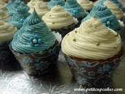 Couture Cupcake Wrappers - Perfect for Weddings