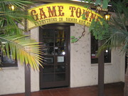 Homage to GAME TOWNE in San Diego
