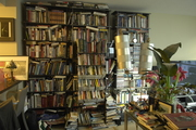 The Library to which the War room is attached.
