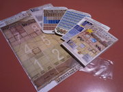 In Magnificent Style (VPG) - What you get inside the zip-lock bag.