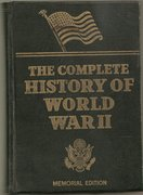 My first war history reading.