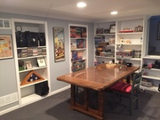 Newly Remodeled Game Room