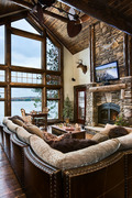 Nicolet by Expedition Log Homes