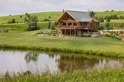 Prairie Song by Expedition Log Homes