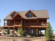 Eagle River Series, Whisper Creek Log Homes