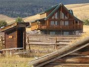 Big Horn, Whisper Creek Log Homes