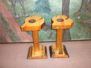 Bear Paw Michigan End Tables