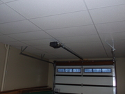 garage drop ceiling, all done