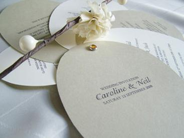 Wedding Invitations- Olivia