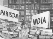 Spitting_a_library_in_1947