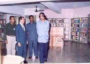 Dr. E. Balagurusamy Visit to PSNA Library
