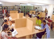 PSNA CET Library - Reference Hall