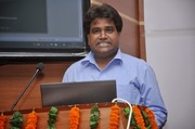 Dr. D. K. Shrivatava is Presenting the Paper in National Confrence K-2012