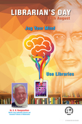 Librarian's Day Poster