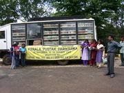 NBT Book Mobile Van