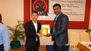 IMRF World Research Congress Awarded the Best Paper Presentation at Pattaya Thailand