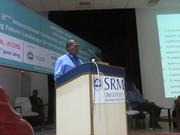 Senthur Velmurugan.V in SRM University