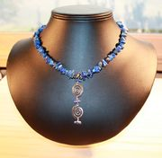 Romanian Sodalite Necklace
