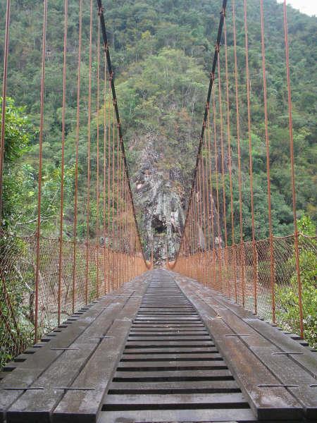 Puente Kimiri - Chanachamayo
