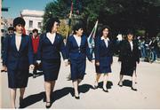 Profesores del Colegio Anglo Americano de Oruro - 1996