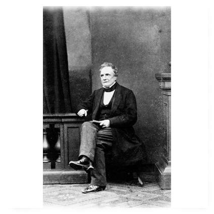 Charles Babbage, 1860