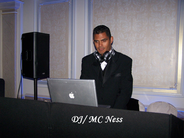 DJ MC Ness