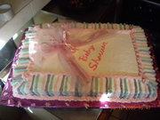 pastel para baby chawer