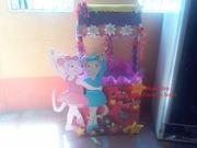 caja de angelina ballerina
