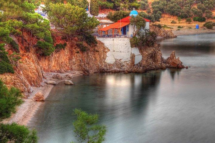 Chappel  wedding in Greece in Lesvos island