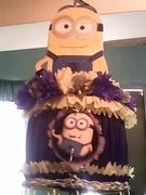 piñata de minions