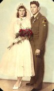 My parents wedding picture