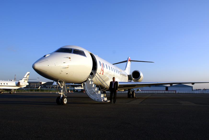 12_Le Jet privé