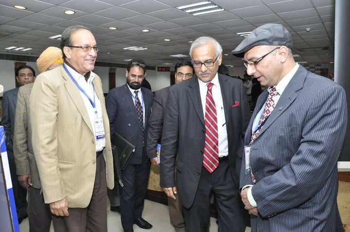 Sharing a Moment with Former Special Secretary, India's Foreign Intelligence Agency, the Research & Analysis Wing