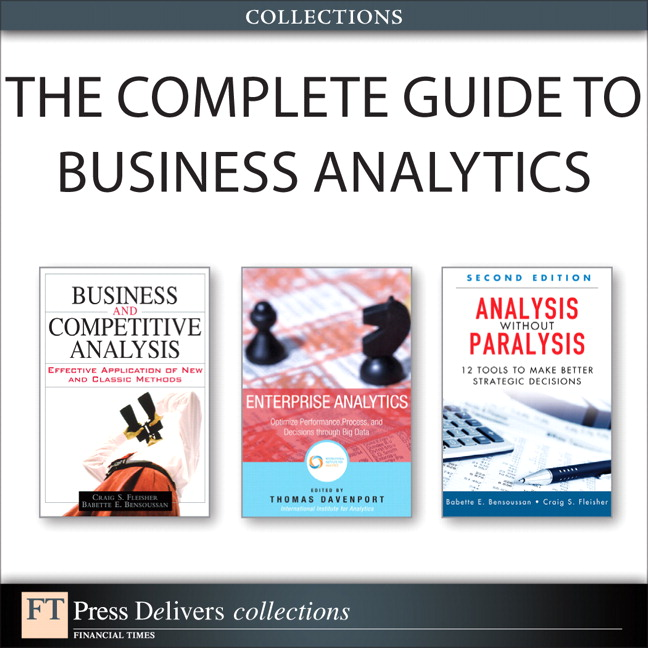 Complete Guide to Business Analytics FT Press 2012